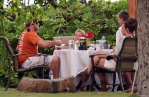 Britney Spears, avec ses enfants et son chéri : Escapade romantique à Hawaï