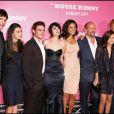 Ashton Kutcher, Demi Moore, Micah Alberti, Rumer Willis, Emma Heming et Bruce Willis