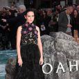 Jennifer Connelly superbe lors de l'avant-première du film Noé à Londres, le 31 mars 2014.