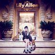 Sheezus, de Lily Allen, dans les bacs le 5 mai 2014.