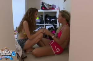 Les Anges de la télé-réalité 6 : Nelly en larmes après un clash avec Julien !