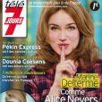 Magazine Télé 7 Jours du 12 au 18 avril 2014.