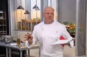 Top Chef 2014 : Philippe Etchebest de mauvais poil, la demi-finale est proche !