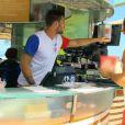 """""""Les Marseillais à Rio"""", épisode du 7 avril 2014 diffusé sur W9."""