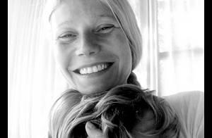 Gwyneth Paltrow : Au naturel et avec son alliance pour les 8 ans de son fils