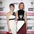 Sami Gayle et Kristen Wiig lors de la première de Hateship Loveship à New York le 8 avril 2014.