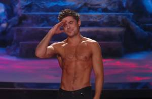 MTV Movie Awards : Baisers fous, lesbiens, torses nus... 10 moments hot