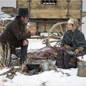 Hilary Swank : Son grand retour face au ''Homesman'' bourru Tommy Lee Jones