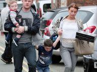 Wayne Rooney et sa belle Coleen : Parents comblés par leurs espiègles enfants