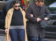 Ginnifer Goodwin, enceinte : Première virée de jeune mariée avec Josh Dallas