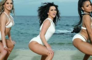 Inna : Sexy dans le clip de 'Cola Song', elle s'échauffe pour la Coupe du monde