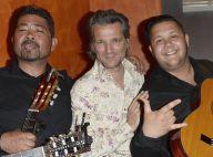 Chico & the Gypsies à l'Olympia : Leur fête avec Yvan Le Bolloc'h, très fan