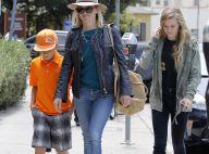 Reese Witherspoon, relax et chapeautée : Virée gourmande avec sa tribu
