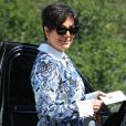 Kris Jenner à Agoura Hills, le 20 avril 2014.