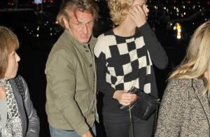 Charlize Theron : Sortie avec son chéri Sean Penn... et sa maman Gerda