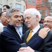 George Clooney fiancé : Ses parents ''extrêmement heureux'' pour Amal et lui