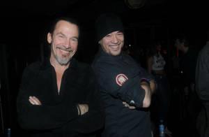 Florent Pagny et Pascal Obispo : Complices, les deux amis font la fête