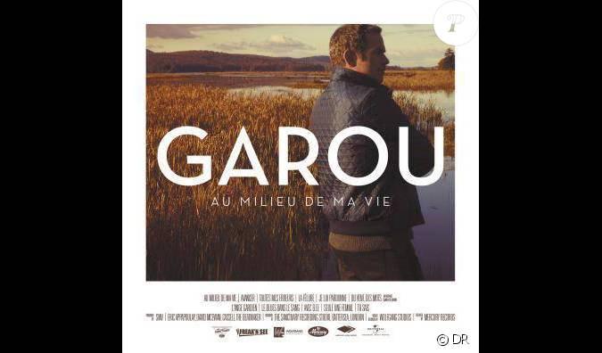 Karaoke Au milieu de ma vie - Video with Lyrics - Garou