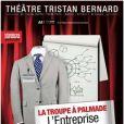 """""""L'entreprise"""", la pièce signée Pierre Palmade et sa troupe"""
