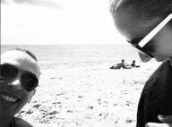 Alizée et Grégoire : Amoureuse sous le soleil corse, la jolie blonde rayonne