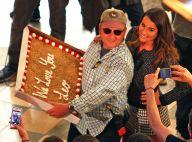 Lea Michele : Radieuse au milieu de ses amis de Glee, loin des embrouilles...