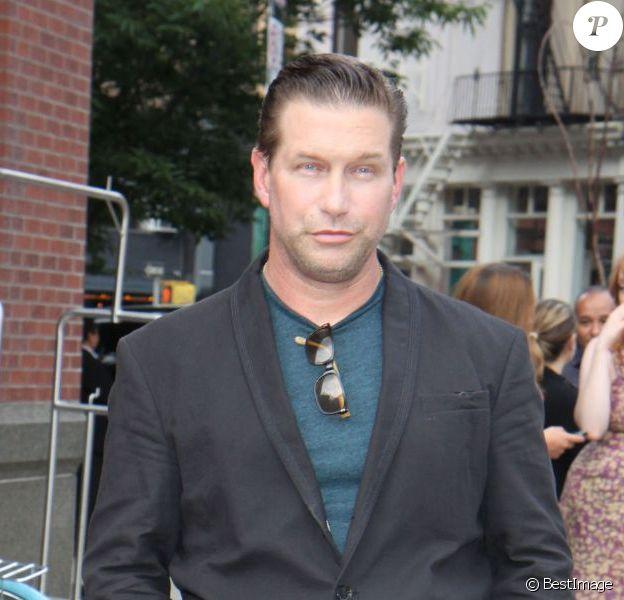 Stephen Baldwin le 14 août 2012 à New York
