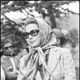 Grace de Monaco en février 1970.