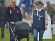 Zara Phillips et Mike Tindall, ému : À 3 mois, leur fille Mia se met au rugby