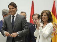 Rafael Nadal : Honoré et fier devant sa famille pour un ''jour très spécial''