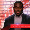 Wesley le 1er février 2014 sur TF1 dans The Voice 3