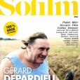 Gérard Depardieu en couverture du magazine So Film du mois de mai 2014
