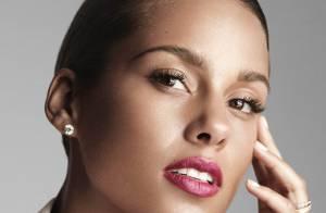 Alicia Keys : Son visage angélique pour Givenchy et son nouveau parfum