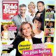 magazine Télé Star du 17 au 23 mai 2014.