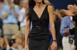 PHOTOS : Toutes les légendes du tennis entourées de stars hollywoodiennes pour le 40e US Open !