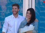 Sergio Ramos papa : Sa sublime Pilar Rubio a accouché de leur premier bébé