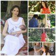 Eugenia Silva a donné naissance le 1er avril 2014 à son premier enfant, Alfons(it)o, et effectué un premier shooting avec lui, pour la revue Hola avec laquelle elle collabore.