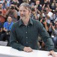 """Mads Mikkelsen - Photocall du film """"The Salvation"""" (hors compétition) lors du 67e Festival international du film de Cannes, le 17 mai 2014."""