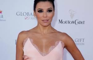 Eva Longoria : Glamour et incendiaire à Cannes face à Carole Bouquet, radieuse