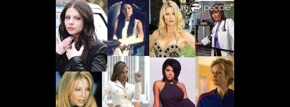Amanda Woodward, Valerie Malone, Nelly Olsen, les 10 bitchs les plus célèbres des séries télé