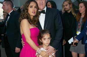 Salma Hayek avec sa fille Valentina, 6 ans : Un Festival de rêve !