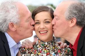 Marion Cotillard : Audacieuse et chérie par le cinéma, elle resplendit à Cannes