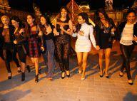 Mariage Kim Kardashian et Kanye West : Sage enterrement de vie de jeune fille !
