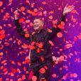 Jean-Marie Bigard - Jean-Marie Bigard fête ses 60 ans sur la scène du Grand Rex à Paris le 23 mai 2014.23/05/2014 - Paris