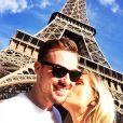 Rich Wilkerson Jr. et sa femme DawnChéré Wilkerson, à Paris pour le mariage de Kim Kardashian et Kanye West. Mai 2014.