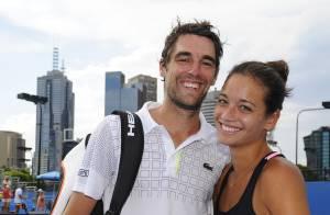 Roland-Garros, Alizé Lim : La belle réconfortée par son amoureux Jérémy Chardy