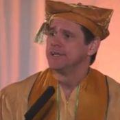 Jim Carrey, émouvant : ''J'ai appris de grandes leçons de mon père''