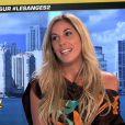 Marlène invitée sur le plateau des Anges de la télé-réalité : Miami Dreams le 23 juin 2011