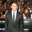 Channing Tatum, héros des G.I. Joe au cinéma, à Los Angeles en août 2009.