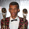 Stromae aux World Music Awards à Monaco le 27 mai 2014.