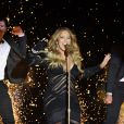 Mariah Carey aux World Music Awards à Monaco le 27 mai 2014.